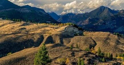 Patterson Mountain Trails